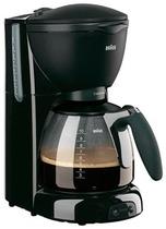 Кофеварка BRAUN - KF560/1 BK (ID:PK00125)