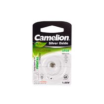 Батарейка CAMELION - SR59-BP1(0%Hg) , Silver Oxide, 1.55V, 0% Ртути, 1 шт., Блистер