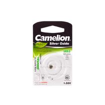 Батарейка CAMELION - SR63-BP1(0%Hg) , Silver Oxide, 1.55V, 0% Ртути, 1 шт., Блистер