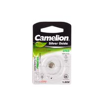Батарейка CAMELION - SR69-BP1(0%Hg) , Silver Oxide, 1.55V, 0% Ртути, 1 шт., Блистер
