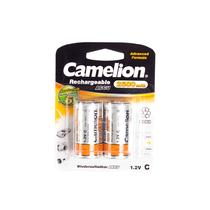 Аккумуляторная батарея CAMELION - NH-C2500BP2, Rechargeable, C, 1.2V, , 2 шт. в блистере