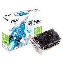 Видеокарта MSI - GT 730