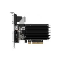 Видеокарта PALIT - Видеокарта, PALIT, GT730 2048M 4710636268410, NEAT7300HD46-2080H, sDDR3, 64B, CRT, DVI, HDMI, Цветная коробка (ID:AL03268)