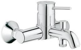 Смеситель для ванны и душа - GROHE - 32865000 BAUCLASSIC