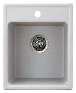 Кухонная мойка ORIVEL - QUADRO 40 серый