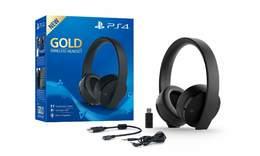 Беспроводная гарнитура Sony - для PlayStation 4 и PlayStation VR