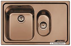 Кухонная мойка SMEG - SP7915DRA (в наличии) ID:SM011541