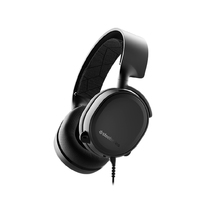 Наушники STEELSERIES - Arctis 3 Black 2019 Edition 61503