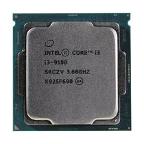 Процессор INTEL - i3-9100 HD630