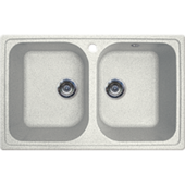 Кухонная мойка GRAN-STONE - GS 15 310 серый