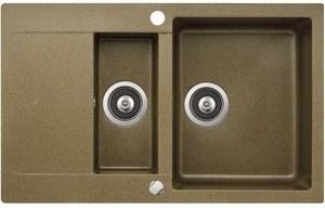 Кухонная мойка AQUASANITA - SQC151-301AW