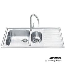 Кухонная мойка SMEG - LLR102-2