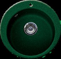 Мойка GRAND-STONE - GS 08S 305 зеленый (в наличии) ID:GS014245