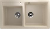 Кухонная мойка GRAN-STONE - GS 85К 331 белый