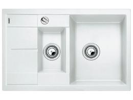 Кухонная мойка BLANCO - Metra 6 S compact - белый (513468)