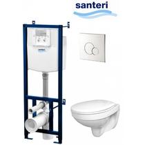 Инсталляция для унитаза в комплекте - SANTERI - 138164S0000B0