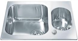Кухонная мойка SMEG - SRO3416
