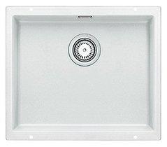 Кухонная мойка под столешницу BLANCO - Subline 500-U белый (523436) (в наличии) ID:NL03890