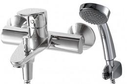 Смеситель для душа и ванны - BRAVAT - F64898C-В