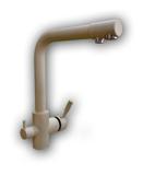 Кухонный смеситель GRAN-STONE - GS 4306 302 песочный