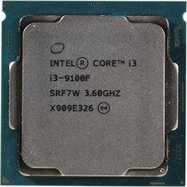 Процессор INTEL - Core i3 9100F