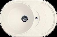 Кухонная мойка GRAN-STONE - GS 18S 331 белый