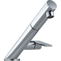 Кухонный смеситель FRANKE - Akros New выдвижной шланг хром (115.0082.272)