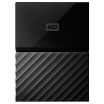 Внешний жесткий диск HDD WESTER DIGITAL -  WDBBEX0010BBK-EEUE