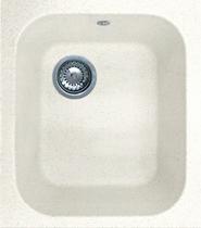 Кухонная мойка GRAN-STONE - GS 17 331 белый
