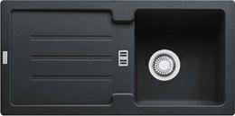 Кухонная мойка FRANKE - STG 614-78 графит, стоп-вент (114.0312.527)