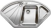 Кухонная мойка BLANCO - DELTA-IF нерж сталь зеркполировка (523667)