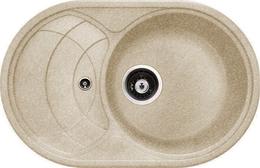 Кухонная мойка GRAN-STONE - GS 18S 328 бежевый