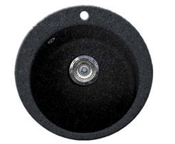 Кухонная мойка GRAN-STONE - GS 05 308 черный