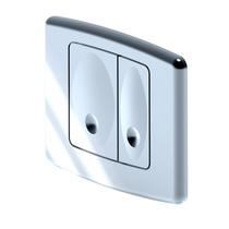 Кнопка для инсталляции - АниПЛАСТ - WP1110