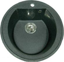 Кухонная мойка GRAN-STONE - GS 07 308 черный