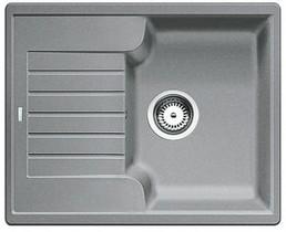 Гранитная кухонная мойка BLANCO - Zia 40 S - алюметаллик (516919) (в наличии) ID:NL04040