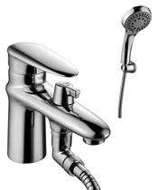 Смеситель для ванны и душа - LeMark - LM4415C STATUS