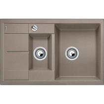 Кухонная мойка BLANCO - Metra 6 S compact - серый беж. (517353)