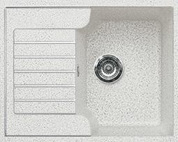 Кухонная мойка GRAN-STONE - GS 13S 310 серый