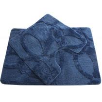 Коврик для ванной - Fixsen - MA0128A-2 голубой-blue