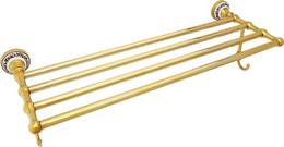 Вешалка для полотенца - Fixsen - FX-78515G GOLD BOGEMA