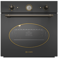 Духовой шкаф SMALVIC - FI 64WTR Country Antracite 670