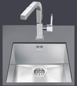 Кухонная мойка SMEG - VSTQ40-2