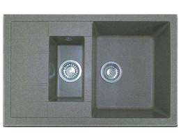 Кухонная мойка GRAN-STONE - GS 21K 309 темно-серый