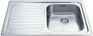 Кухонная мойка SMEG - SP791S-2 (в наличии) ID:SM011586