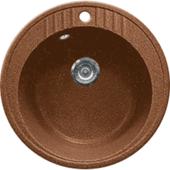 Кухонная мойка GRAN-STONE - GS 05S 307 терракот