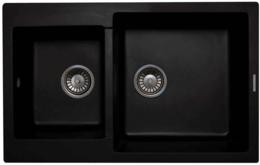 Мойка LAVA - D3 LAVA черный металлик (в наличии) ID:KT015185