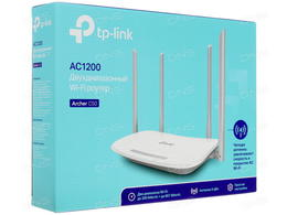 Маршрутизатор TP-LINK - AC1200 Archer C50(RU)