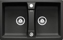 Кухонная мойка BLANCO - Lexa 8 антрацит (524960)