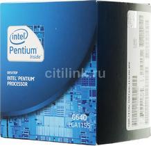 Процессор INTEL - Dual-Core G640 BX80623G640